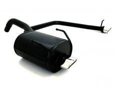 Novitec Rear Silencer 105x75 Duplex