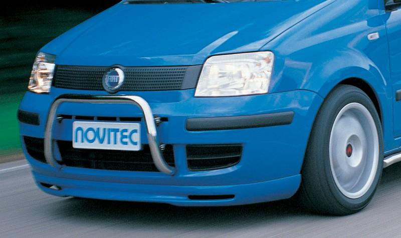 Novitec Frontspoiler Fiat Tuning Amp Styling Fiat Sportiva