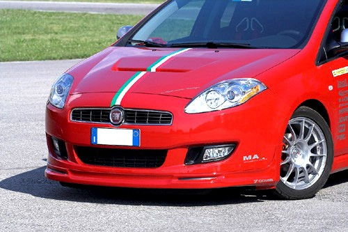 Cadamuro Front Spoiler - Fiat Tuning & Styling - Fiat Sportiva