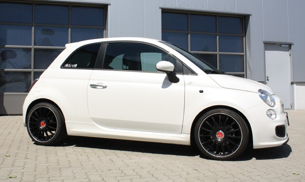 Eibach Pro Kit Federnsatz  2038 on fiat punto evo abarth