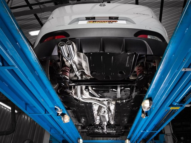 Ragazzon Stainless Steel Flap Exhaust System - Fiat Tuning & Styling
