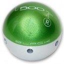 BLACK Gear Lever Knob 500 Green Metallic