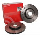 Brembo Brake Disc Set - Perforated - Front