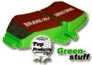EBC Greenstuff 124 Spider Sport Brake Pads - Rear