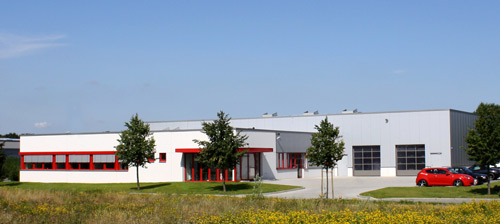 Squadra Sportiva e.K. Warehouse and Office in 23730 Sierksdorf - Germany